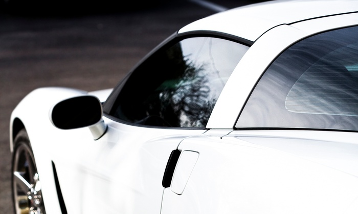 ProTint - Hickory Woods Estates: Full Premium Dyed Film Window Tinting for Two- or Four-Door Car or SUV at ProTint (Up to 42% Off)