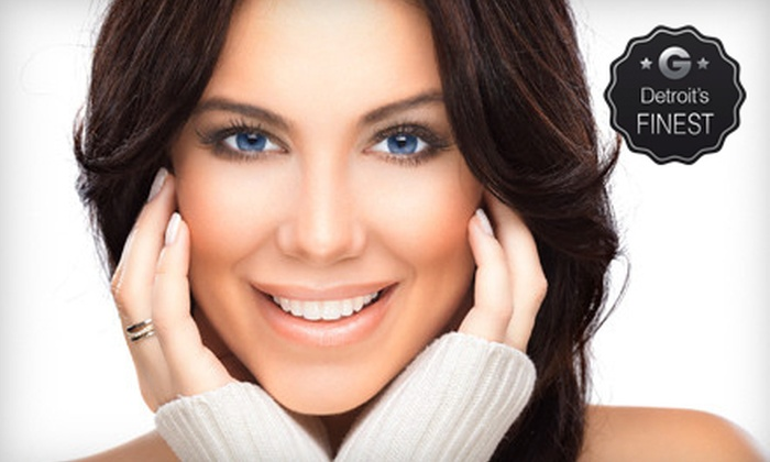 Absolute Skin & Body Care - Novi: Three or Six Laser Acne or Enhanced Skin-Rejuvenation Treatments at Absolute Skin & Body Care (Up to 79% Off)