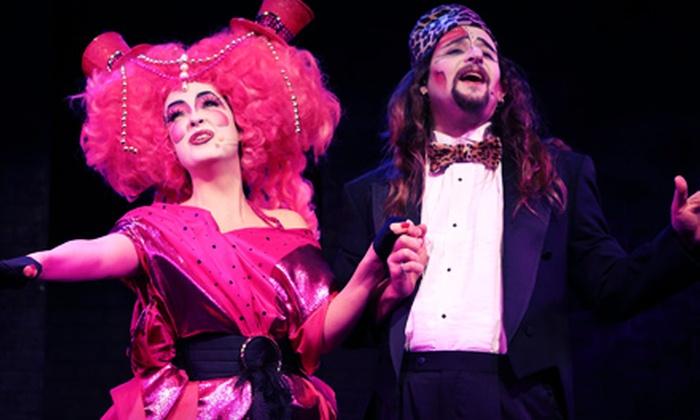 "Pinchbottom's Pretençión - Clinton: Pinchbottom's ""Pretençión"" Burlesque Performance at Elektra Theatre (Up to 55% Off). Four Dates Available."