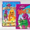 Barney DVD 3-Pack