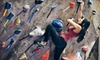 The Cliffs at Valhalla - Valhalla: Indoor-Climbing 101 with a Month of Climbing and Gear for One, Two, or Four at The Cliffs at Valhalla (Up to 88% Off)