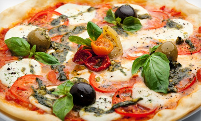 Mangia Neapolitan Pizza - Multiple Locations: $15 for $30 Worth of Pizzeria Cuisine at Mangia Neapolitan Pizza