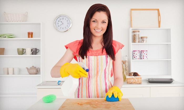 Ward's Cleaning Solutions - Ward's Cleaning Solutions: 1, 3, 5, or 12 Housecleaning Visits or Carpet Cleaning from Ward's Cleaning Solutions (Up to 83% Off)