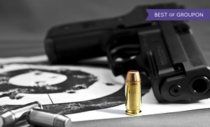 California Shooting Sports: Shooting-Range Outing for Two or Four at California Shooting Sports (Up to 46% Off)