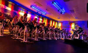 Cycle Scene: 2, 5, or 10 Indoor Cycling Classes at Cycle Scene (Up to 51% Off)