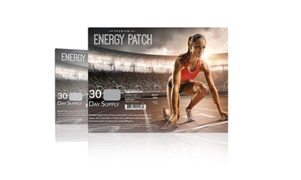 30-Day Supply of Pure Energy Patches