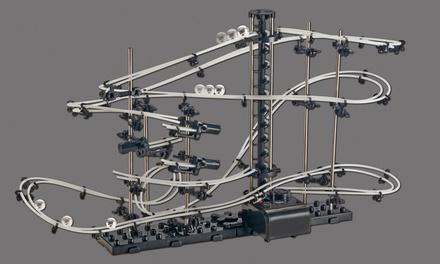 Marble Roller Coaster Kit