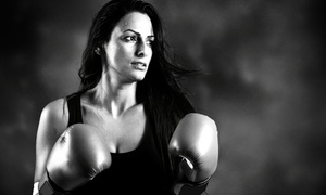 My Dojo: 5 or 10 Kickboxing Classes at My Dojo (Up to 87% Off)
