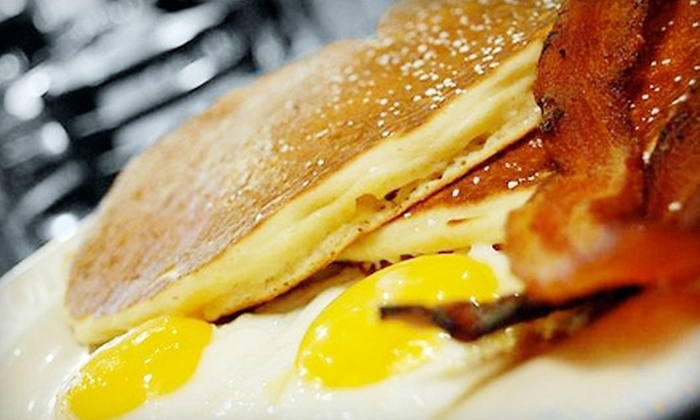 Uptown Diner - East Isles: $7 for $15 Worth of Modern Diner Fare at Uptown Diner