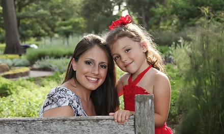 Mommy and Me, Kids', or Family Photo Shoot from Images Portrait Art (Up to 89% Off)
