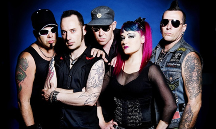 """We are KMFDM"" Tour With KMFDM, Chant, DJ Angelle, and DJ Sneauxball - House of Blues New Orleans: $16 to See KMFDM, Chant, DJ Angelle, and DJ Sneauxball at House of Blues New Orleans on November 7 (Up to $31 Value)"