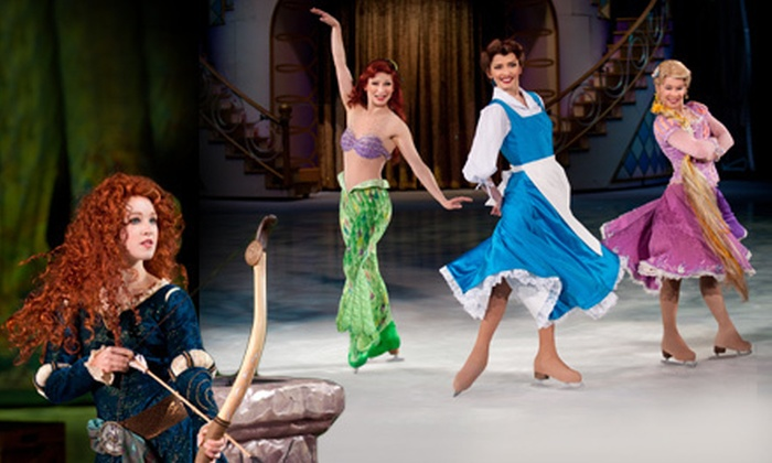 """Disney On Ice: Rockin' Ever After"" - The Palace of Auburn Hills: $35 to See ""Disney On Ice: Rockin' Ever After"" at The Palace of Auburn Hills on October 3–5 (Up to $54.55 Value)"