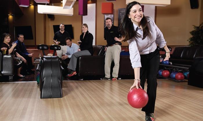Sparians Bowling Boutique & Bistro - North Hills: $19.50 for $40 Worth of Bowling at Sparians Bowling Boutique & Bistro