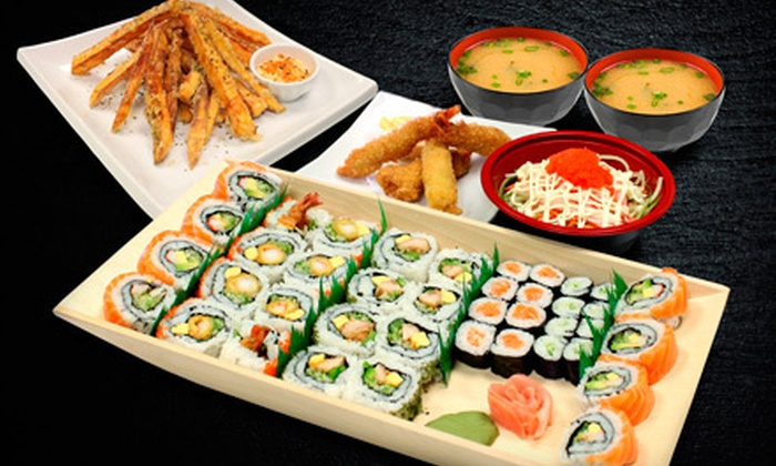Sushi-One Express - City Centre: $25 for a Carry-Out Meal for Up to Four from Sushi-One Express ($52 Value)