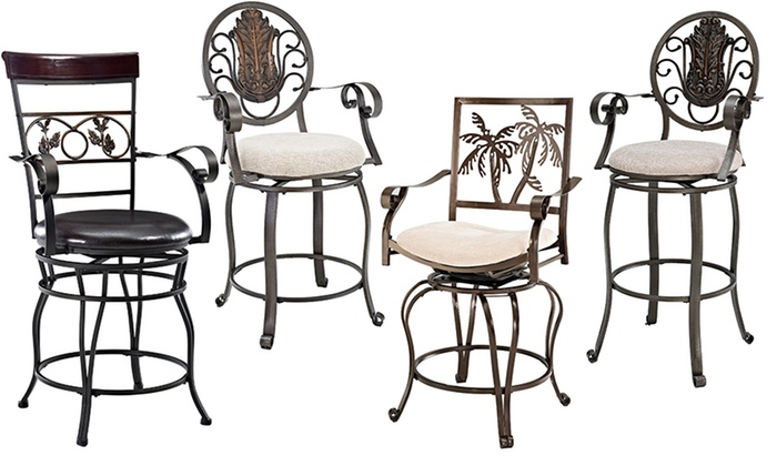 Powell Bar And Counter Stools Groupon Goods