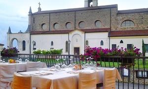 La Terrazza dei Colli: Pranzo o cena sui colli con bottiglia di vino da La Terrazza dei Colli (sconto fino a 56%)