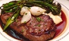 Ella's At The Airport - Calero: Italian and New American Fare for Dinner at Ella's at the Airport (Up to 42% Off)