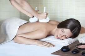 Up to 49% Off Massage Package at The Doorway, plus 6.0% Cash Back from Ebates.