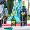 51% Off Custom-Engraved Bottles of Wine