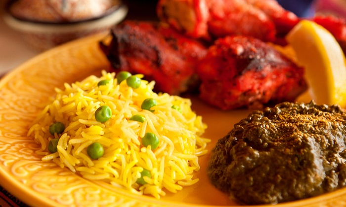 Tiranga Cafe - Baylands: Indian Dinner at Tiranga Cafe (Half Off). Two Options Available.