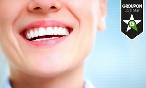 1 o 2 sesiones de blanqueamiento dental led y limpieza bucal completa desde 59 €