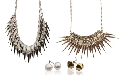 Jewelry from Hunter Ford (Up to 62% Off). Three Options Available.