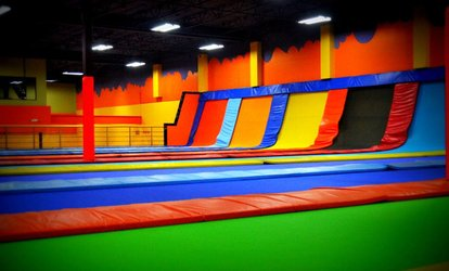 Up to 47% Off at JumpCity Family Fun Center
