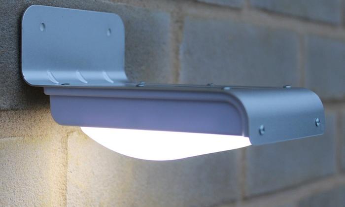 Lampada ad energia solare led groupon