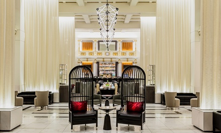 Stay at Boston Park Plaza nHotel, MA, with Dates into September