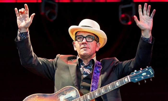 Elvis Costello - Dr. Phillips Center for the Performing Arts: Elvis Costello at Dr. Phillips Center for the Performing Arts on March 17 at 7:30 p.m. (Up to 37% Off)
