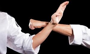 Kickboxing Dynamickickboxing: 5 or 10 Martial-Arts Classes at Kickboxing Dynamickickboxing (Up to 86% Off)