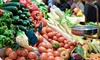 Hometown Harvest: One Small Bag of Fruits or Vegetables from Hometown Harvest (Up to 47% Off)
