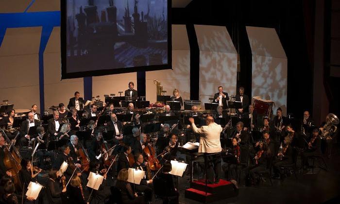The Magical Music of Disney - Hemmens Theatre: Elgin Symphony Orchestra: Magical Music of Disney on Saturday, November 28, at 1:30 p.m. or 6:30 p.m.