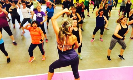 $29 for 30 Days of Unlimited Fitness Classes at DS Fitness Studio ($65 Value)