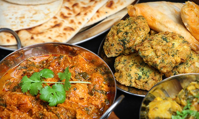 India's Best - Littleton: Indian Food and Drinks at India's Best Restaurant & Bar (Half Off). Two Options Available.