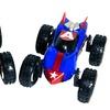 Iron Man and Captain America Regenerator Transforming Car Toys