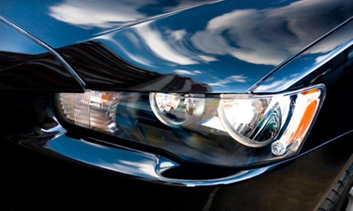 The Wash Auto Detailing - McIntyre Industrial: $99 for One Ultimate Detail Package for a Car at The Wash Auto Detailing ($304.99 Value)