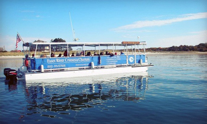 Essex River Cruises and Charters - River Essex Cruises: Essex River Cruise for One, Two, or Four from Essex River Cruises and Charters (Up to Half Off)