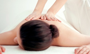 Chiropractic Exam, Deep-tissue Massage, And One Or Three Spinal Adjustments (69% Off)