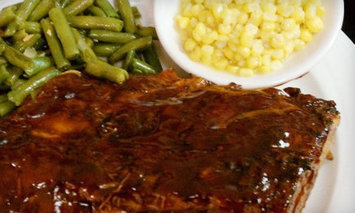 Shiloh's Restaurant - Timbercrest Park: Comfort-Food Meal with Entrees and Drinks for Two or Four at Shiloh's Restaurant (Up to 51% Off)