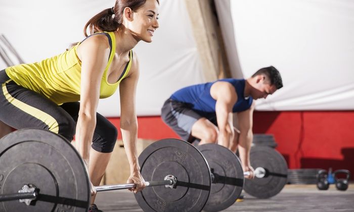CrossFit Fixx - Bear Canyon: 10 or 20 Drop-In Adult CrossFit Classes at CrossFit Fixx (Up to 64%Off)