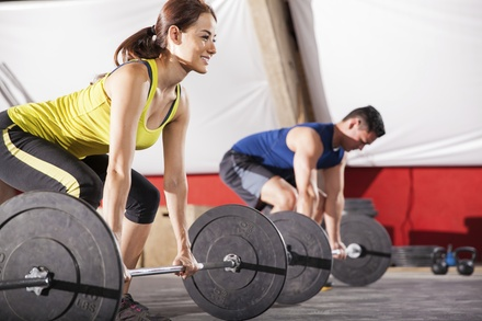 10 or 20 Drop-In Adult CrossFit Classes or One-Month Kids Membership at CrossFit Fixx (Up to 64%Off)