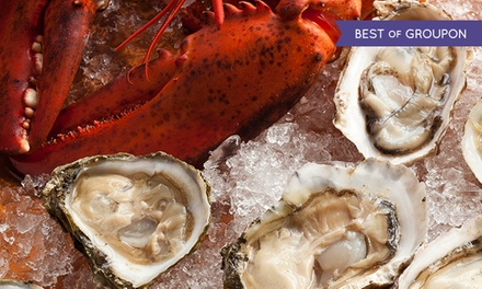 $25 for $50 Worth of Sustainable Seafood and Raw Bar for Dinner, Valid Monday–Thursday at  Oshun