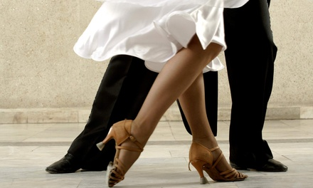 $49 for Two Private Lessons, Group Classes, and Parties at Arthur Murray Dance Studio ($270 Value)
