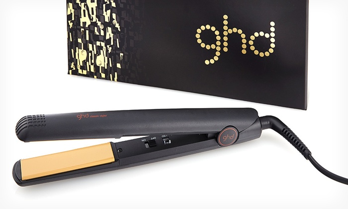 Ghd Classic Styler Flat Iron Groupon Goods
