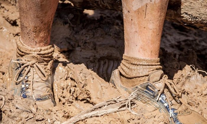 Red Towers Entertainment LLC - Old Mcdonald Farm: Rescue Mud Run Obstacle 5K for One, Two, or Four on April 11 from Red Towers Entertainment LLC (Up to 67% Off)