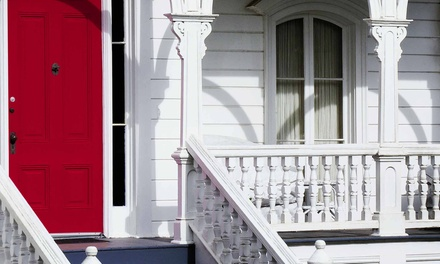 $125 for Vinyl-Siding Pressure Washing from Curb Appeal Solutions ($225 Value)