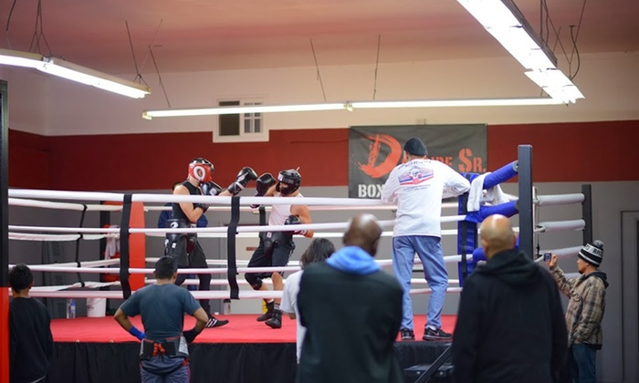 Donaire Sr. Boxing - Ivy Hill: $28 for $80 Worth of Boxing Lessons — Donaire Sr. Boxing