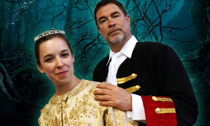 """""""Into the Woods"""" - Jericho Arts Centre: """"Into the Woods"""" for Two at Jericho Arts Centre on April 28–May 13 (Up to 40% Off)"""