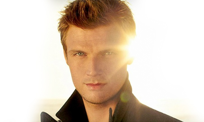 Nick Carter - Saban Theatre: Nick Carter on Thursday, February 25, at 9 p.m.